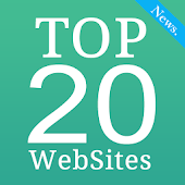 Top 20 News Websites regional