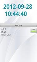 Screenshot of WakeUp!