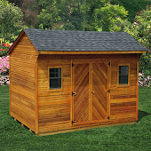 Shed House Plans (Free)