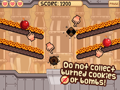 Cookies Factory - Free Game - screenshot thumbnail