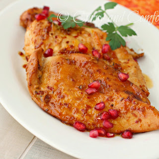 Asian Orange and Five Spice Chicken #TimetoBelieve #CleverGirls
