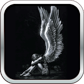 Gothic Angel Live Wallpaper