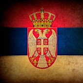Serbia Flag Live Wallpaper