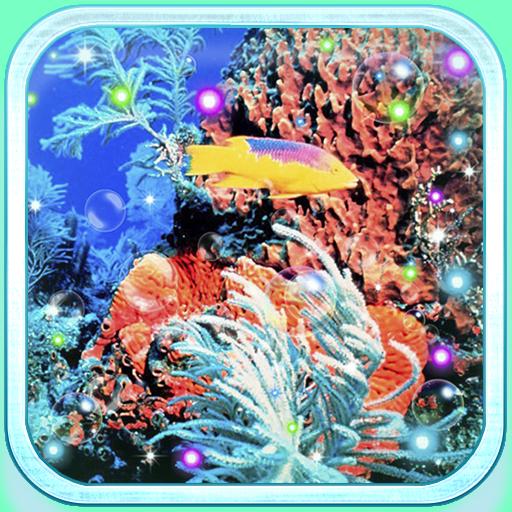 Underwater Real Gallery LWP LOGO-APP點子