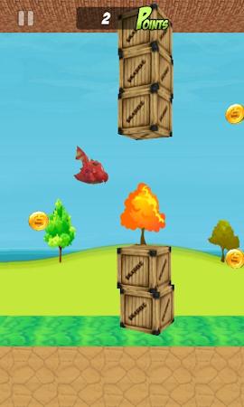 3D Flappy Dragons Free 6 screenshot 105615