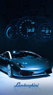 Lamborghini Live Locker Theme