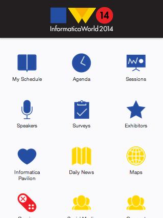 Informatica World 2014