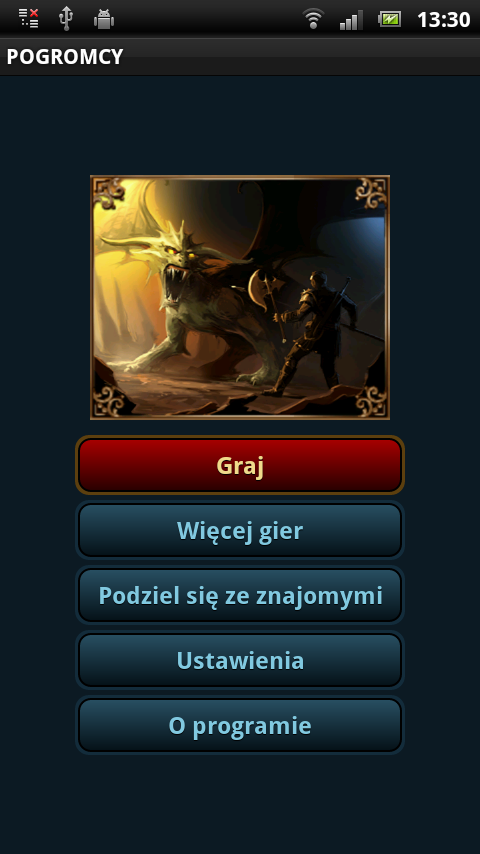 Pogromcy- screenshot
