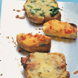 Egg and Toast Ideas