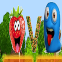 Fruits vs.Worms Premium logo