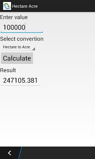 【免費工具App】Hectare Acre-APP點子
