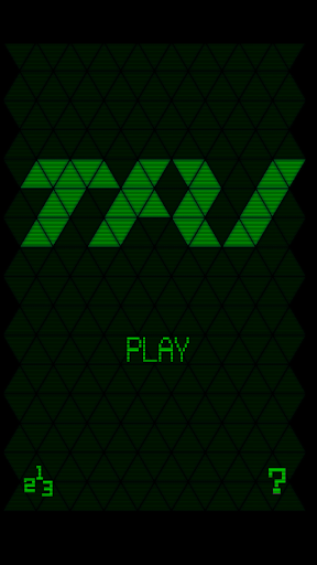 TRI :Triangular puzzle game