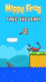 Hoppy Frog Screenshot 1