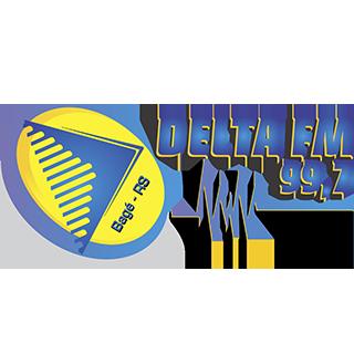 Rádio Delta FM 99 7 Bagé RS