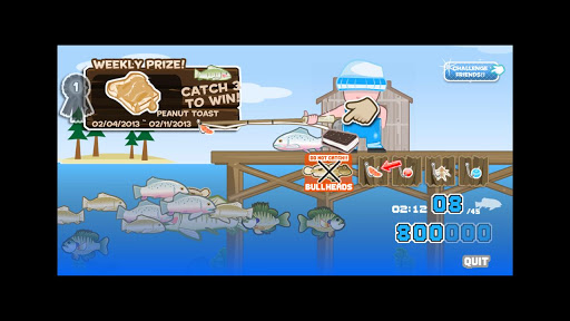 Fish and Serve Lake Fishing 4 screenshots 3