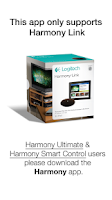 Screenshot of Harmony® Link