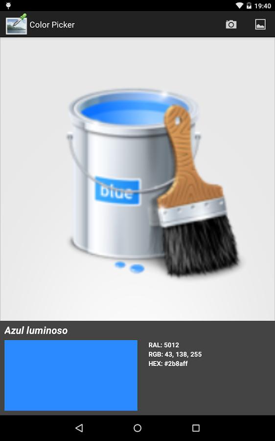 Color Picker- screenshot