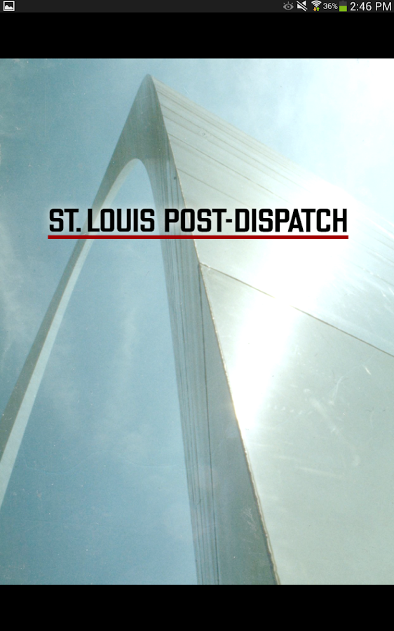 St. Louis Post-Dispatch - screenshot