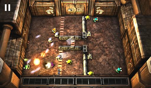 Tank Hero: Laser Wars 1.1.8 screenshots 2