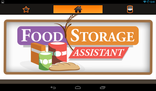 Food storage assistant android apps on google play for Assistant cuisine