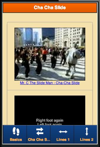 Electric Slide Line Dancing