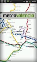 Screenshot of Metro Valencia