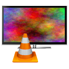 TVlc - Vlc/Kodi Radio TV DVD icon