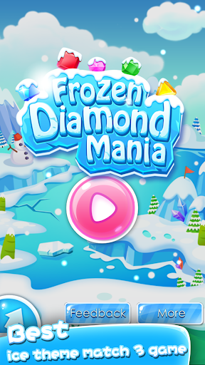 Frozen Diamond Mania