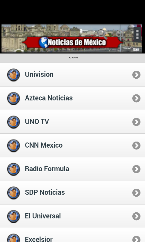 Noticias de m xico android apps on google play for App noticias android