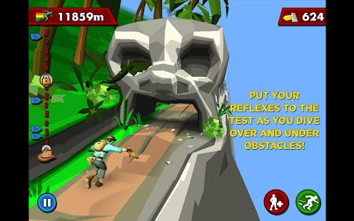 PITFALL!™ Screenshot 9