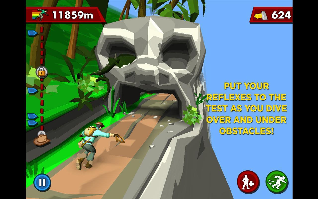 PITFALL!™ screenshot #4