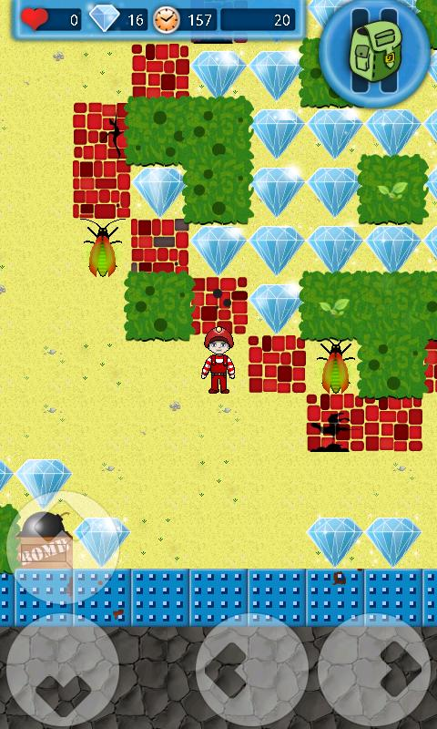 Boulder Dash®-The Collection™ - screenshot