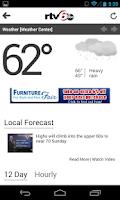 Screenshot of RTV6 Indianapolis