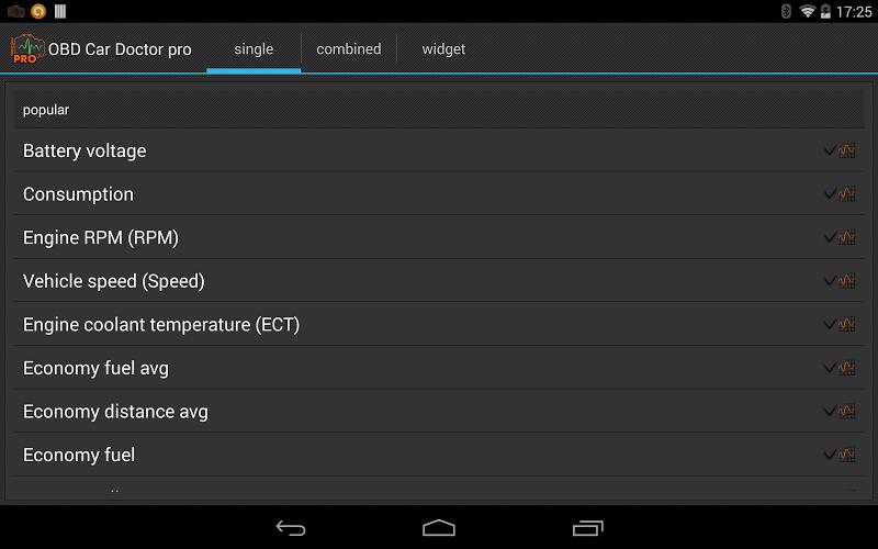 OBD Car Doctor Pro  | ELM327 OBD2 Screenshot 16