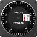 Altitude, Pressure & Temp.