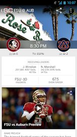ESPN SportsCenter Screenshot 1