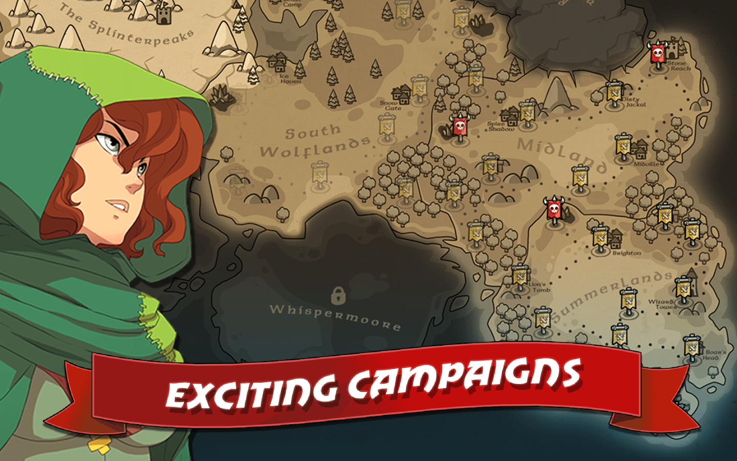Lionheart tactics android apps on google play