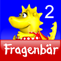 Math 2 - math with Fragenbär icon