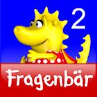 Math 2 - math with Fragenbär icon