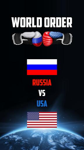 World Order: USA vs RUSSIA