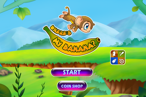 Brave Baby Monkey
