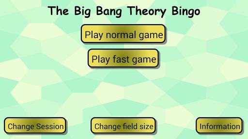 TBBT Bingo