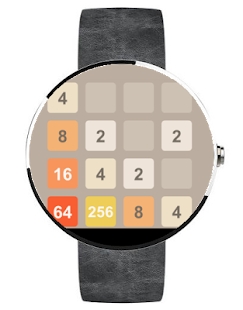 2048 - Android Wear Screenshot
