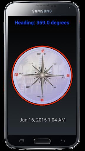 Angkor Compass