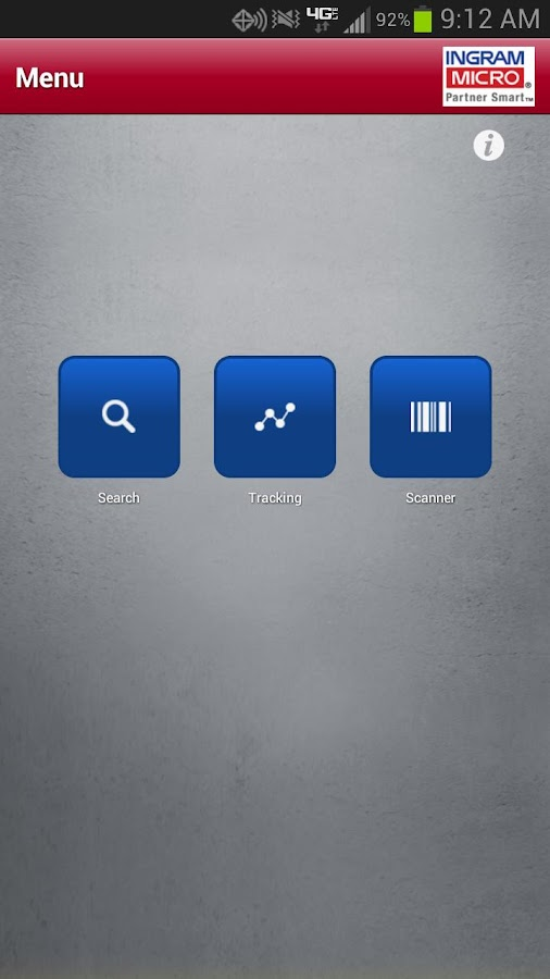 Ingram Micro App - screenshot