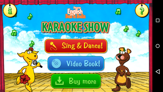 Ben & Bella - Karaoke Show- screenshot thumbnail