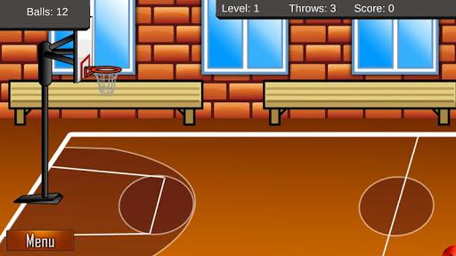 Basket ball 3d