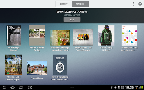 how to download books on android and read offline