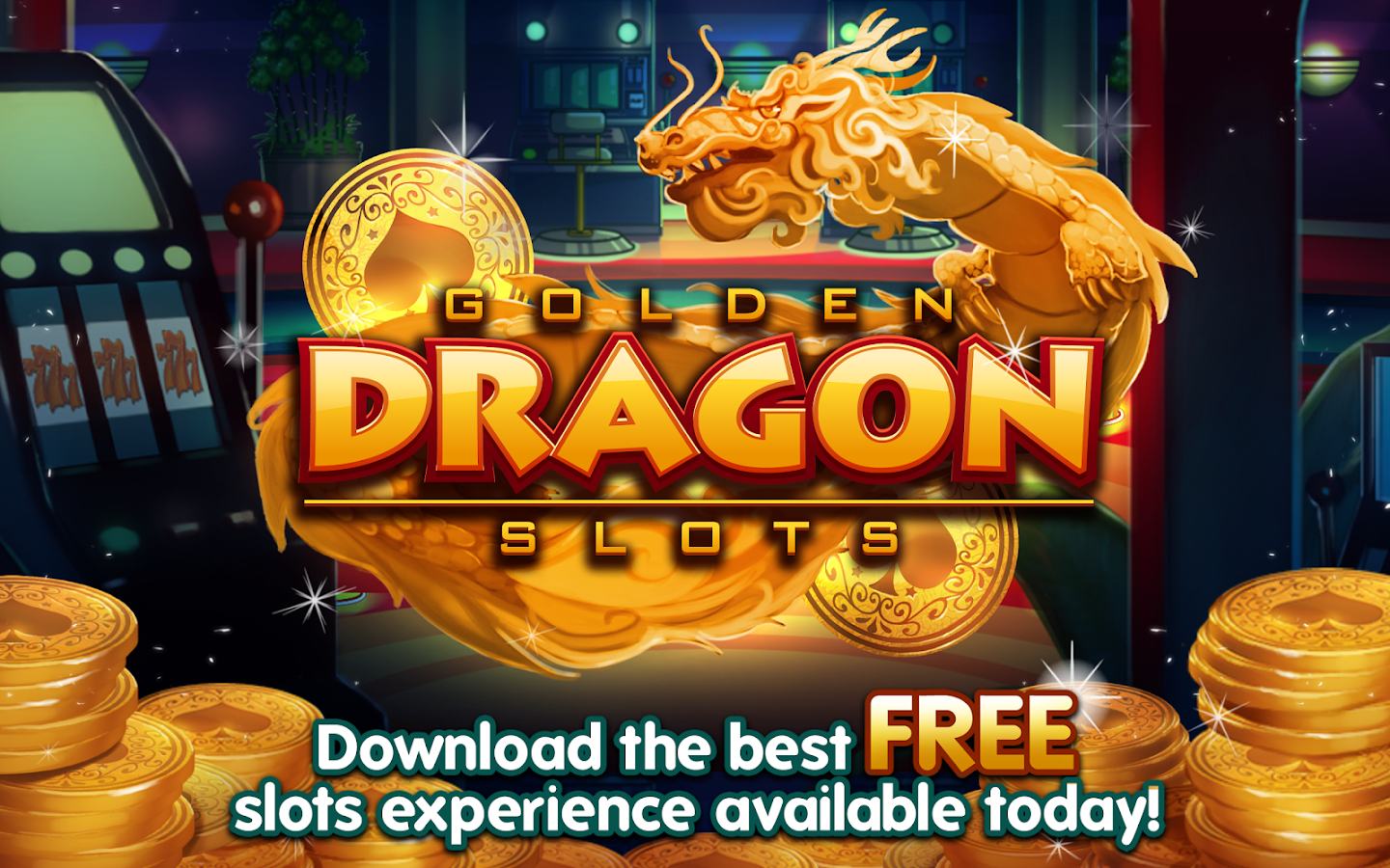 Golden Dragon Slots - Play Real Casino Slot Machines Online