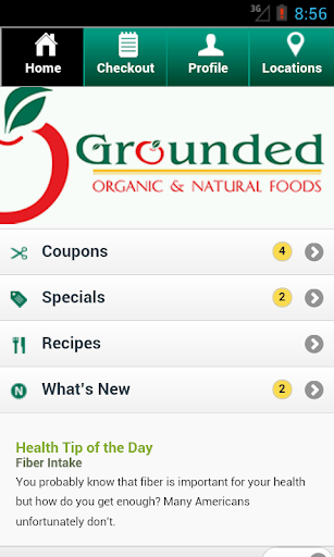 Grounded Natural Foods